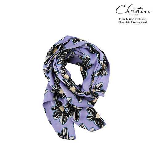 Des foulards chimiothérapie ELITE HAIR foulard-chimio-boho-zebra-flower
